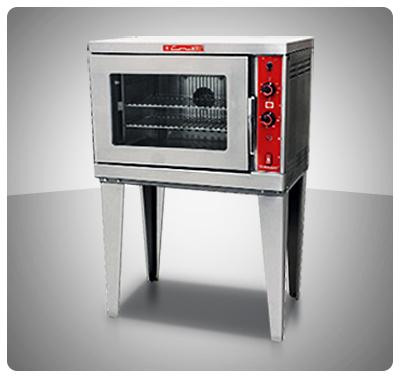 """Horno Convección a Gas - Panadería / Pastelería """"Coriat"""" – Modelo HC35C (con Vapor) Mod. HC-35C"""