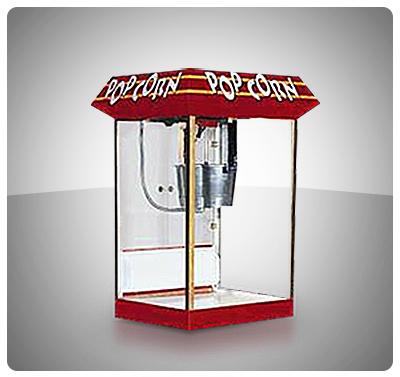 Máquinas para Cotufas Capacidad 1/2 Kg. Mod. PC-500