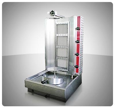 """Asador Shawarma a Gas """"Iboia"""" Mod. TSA-200G"""