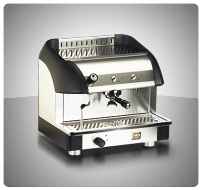 """Máquina Café Espresso 1 Grupo Marca """"Bezzera"""" Italia Modelo B6000-1G"""