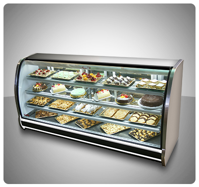 Vitrina para pastelería Bakery Nuevo Mod. BAK
