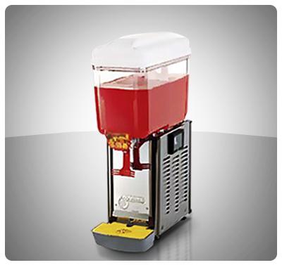 """Dispensador de Bebidas - 1 Tanque 12 Lts  """"Cofrimell"""" Italia  Mod. COLD-1M"""