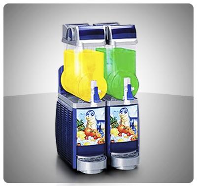 """Dispensador de Bebidas - 2 Tanques 28 Lts  """"Cab"""" Italia  Mod. FAST-COLD II"""