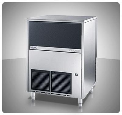 "Fabricador de Hielo 150 Kg (Granulado) Contenedor Incorporado  ""Brema"" Italia  Mod. GB-1540"