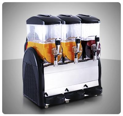 """Granizador de Bebidas (3 Tanques)  """"I.B"""" Mod. GRAN-03"""