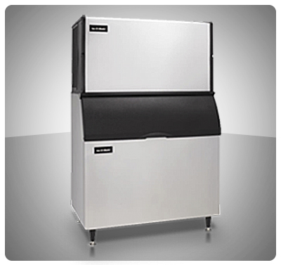 "Fabricador Modular de Hielo 733 Kg (Cubos) Contenedor Modular (Condensador Remoto) ""Ice O Matic"" Usa  Mod. ICE-1806FR"