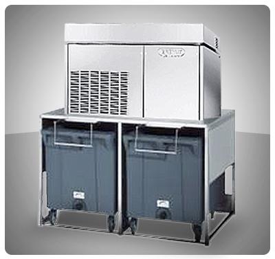 """Fabricador Modular de Hielo 350 Kg (Escamas) Contenedor Modular - """"Brema"""" Italia  Mod. MUSTER-350*"""