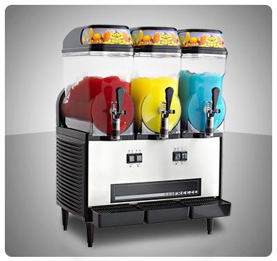 """Granizador comercial de Bebidas (3 Tanques)  """"Omega"""" Usa Mod. OFS-30"""