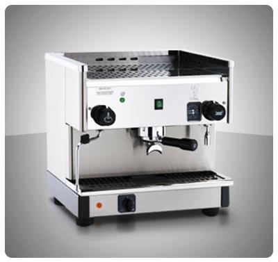 """Máquina Café Espresso 1 Grupo Marca """"Bezzera"""" Italia  Modelo PB2000P1G"""