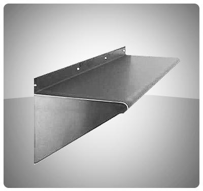 Repisas de pared (52 cm de Profundidad) Mod. REP 52