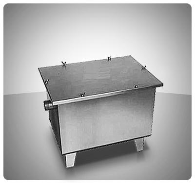 Trampa Grasa Industrial Mod. TRAMP-50