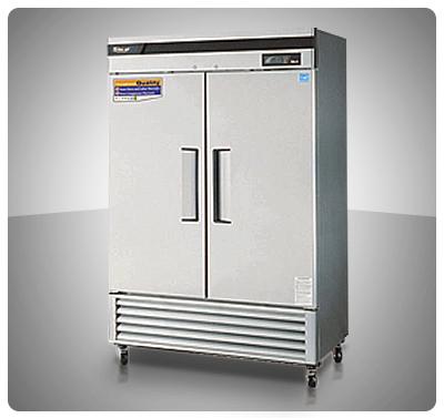 "Congeladora Comercial (49 Pies) 2 Puertas - ""TurboAir"" Usa Mod. TSF-49SD"