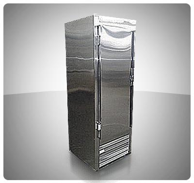 Refrigerador Comercial (1 Puerta)  Modelo U1P-C