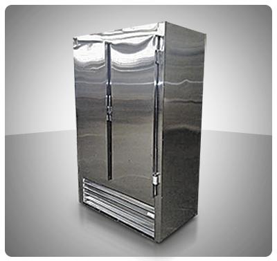 Refrigerador Comercial (2 Puertas) Modelo U2P-C