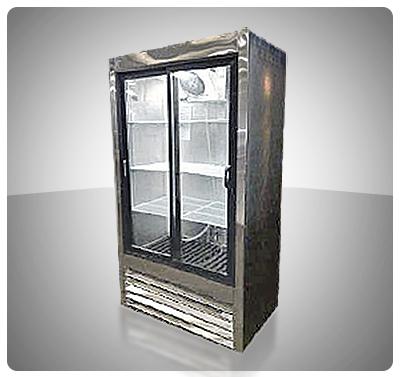 Nevera Vitrina Refrigerada (2 Puertas deslizantes) Mod. V2P-C