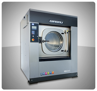 """LAVADORA CENTRIFUGA """"GIRBAU"""" – MOD. HS-6040 (CAPACIDAD 44 KG)"""