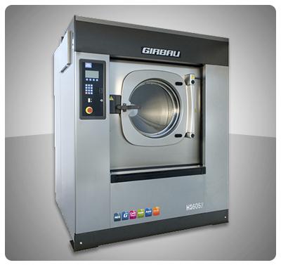 """LAVADORA CENTRIFUGA """"GIRBAU"""" – MOD. HS-6057 (CAPACIDAD 63 KG)"""