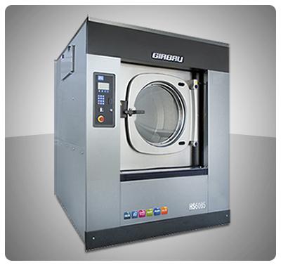 """LAVADORA CENTRIFUGA """"GIRBAU"""" – MOD. HS-6085 (CAPACIDAD 95 KG)"""