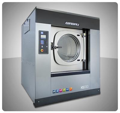 """LAVADORA CENTRIFUGA """"GIRBAU"""" - Mod. HS-6110 (Capacidad 122 Kg)"""