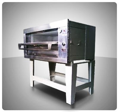 """Horno Pizzero 1 Cámara – Función a Gas  """"Horven""""  Mod. HORV-1008"""