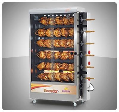 """Asador de pollos a gas """"Progas"""" – Mod. PR-631"""
