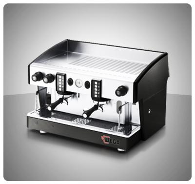 """Máquina Café Espresso 2 Grupos Marca """"Wega"""" Italia Modelo ATLAS 2"""