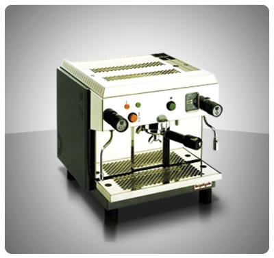 """Máquina Café Espresso 1 Grupo Marca """"Bezzera"""" Italia  Modelo BZ-40P"""