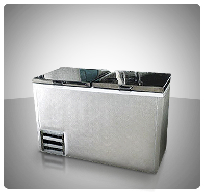 Freezer Congelador Horizontal 20 Pies  (2 Tapas)  Mod. C-20