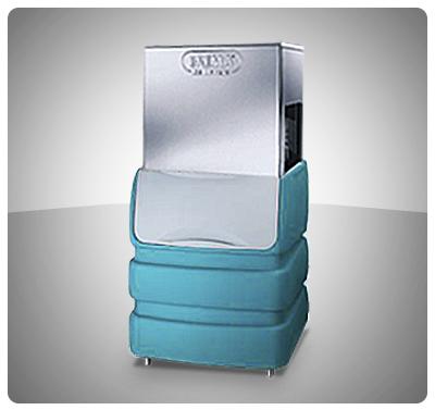 "Fabricador Modular de Hielo 150 Kg (Cubos) ""Brema"" Italia  Mod. C-150"