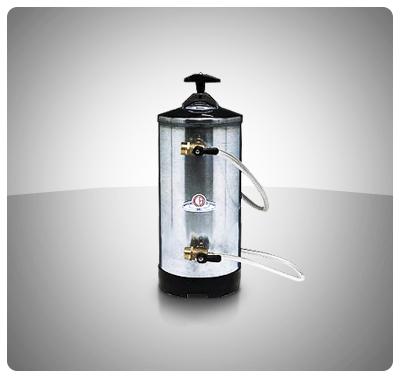 "Filtro Ablandador para Agua Marca ""Bezzera"" Italia  Mod. ABLAND-8L"