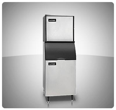 """Fabricador Modular de Hielo 236 Kg (Cubos) Contenedor Modular  """"Ice O Matic"""" Usa Mod. ICE-0520FA"""