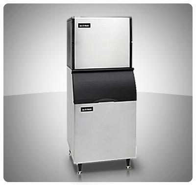 """Fabricador Modular de Hielo 407 Kg (Cubos) Contenedor Modular  """"Ice O Matic"""" Usa  Mod. ICE-0806FA"""