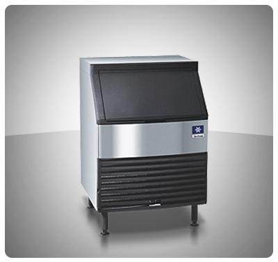 """Fabricador de Hielo 100 Kg (Cubos) Contenedor Incorporado """"Manitowoc"""" Usa  Mod. QD-0210A"""