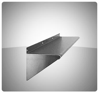 Repisas de pared (30 cm de Profundidad) Mod. REP 30