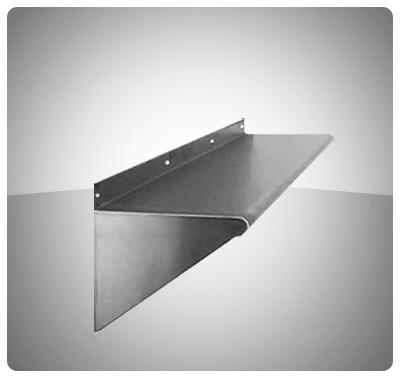 Repisas de pared (40 cm de Profundidad) Mod. REP 40