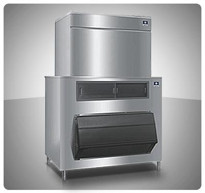 """Fabricador Modular de Hielo 1500 Kg (Cubos) Contenedor Modular """"Manitowoc"""" Usa  Mod. QUADZILLA SD-3303W"""