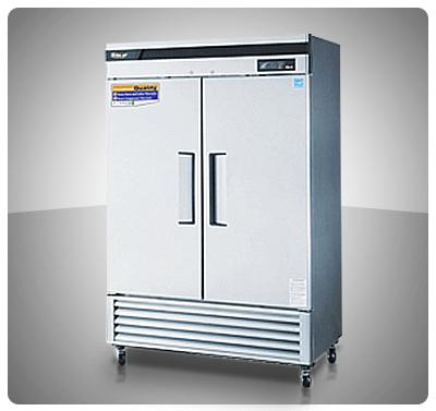 """Congeladora Comercial (49 Pies) 2 Puertas - """"TurboAir"""" Usa - TSF-49SD"""