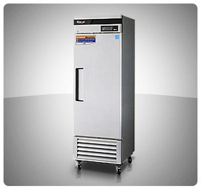 "Refrigerador Comercial (23 Pies) 1 Puerta - ""TurboAir"" Usa Mod. TSR-23SD"
