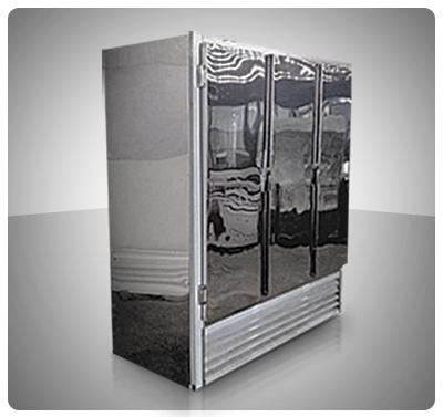 Refrigerador Comercial (3 Puertas) Modelo U3P-C